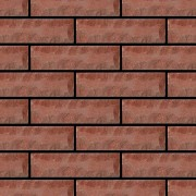 Облицовочный кирпич — Кирпич «Луч 2-х сторонний» красный