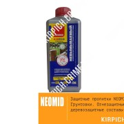 Антисептик-консервант невымываемый NEOMID 430 ECO 1л