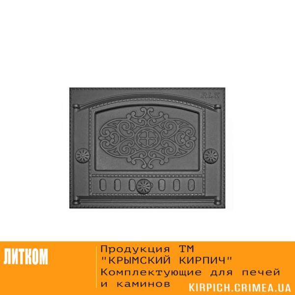 ДК-2Б RLK 315 Дверка каминная крашеная