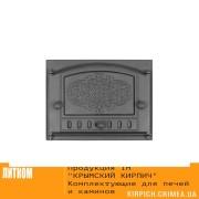 ДК-2Б RLK 315 ''Евгений'' Дверка каминная крашеная