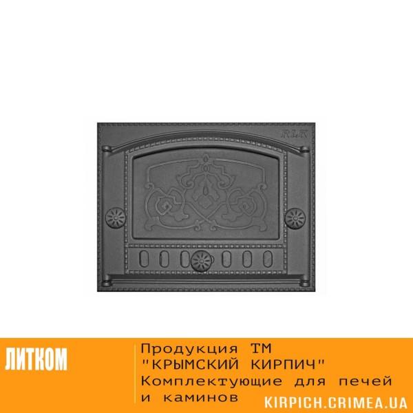 ДК-2Б RLK 8314 Дверка каминная крашеная