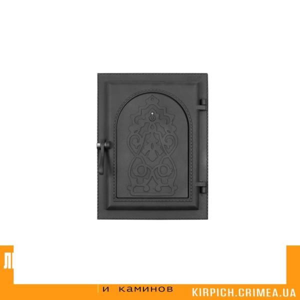 ДКУ-9А RLK 8314 НОВИНКА Дверка каминная уплотненная крашеная