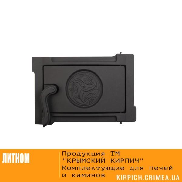 ДПУ-2Б RLK 519 Дверка поддувальная уплотненная крашеная