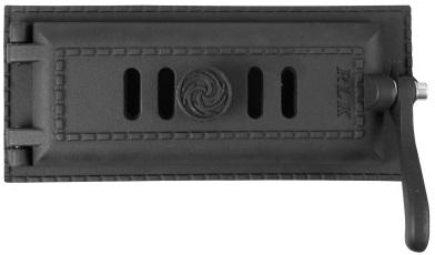 ДПУ-4 Дверка поддувальная уплотненная крашеная