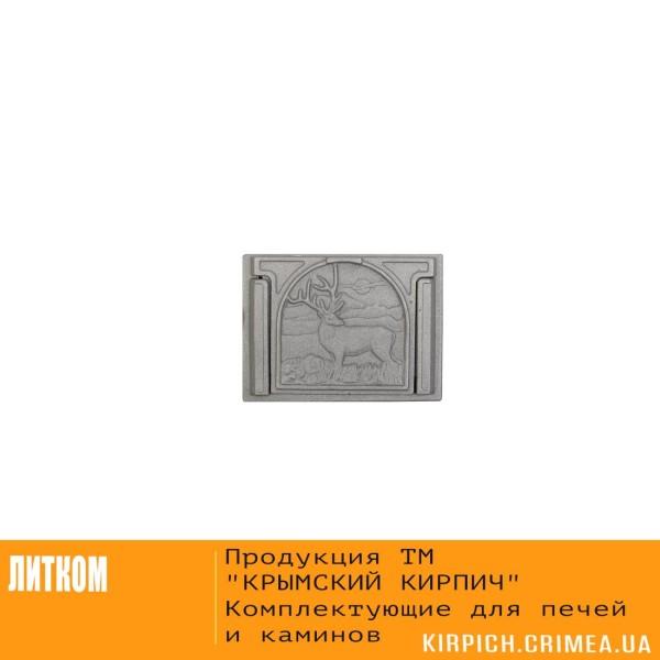 ДПр-3 RLK 4612 »Марал» Дверка прочистная