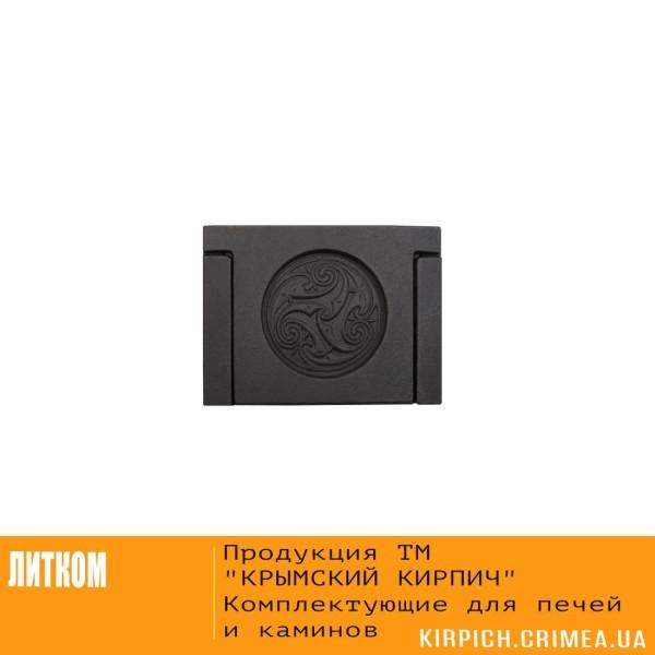 ДПр-3А RLK 519 »Кельты» Дверка прочистная крашенная