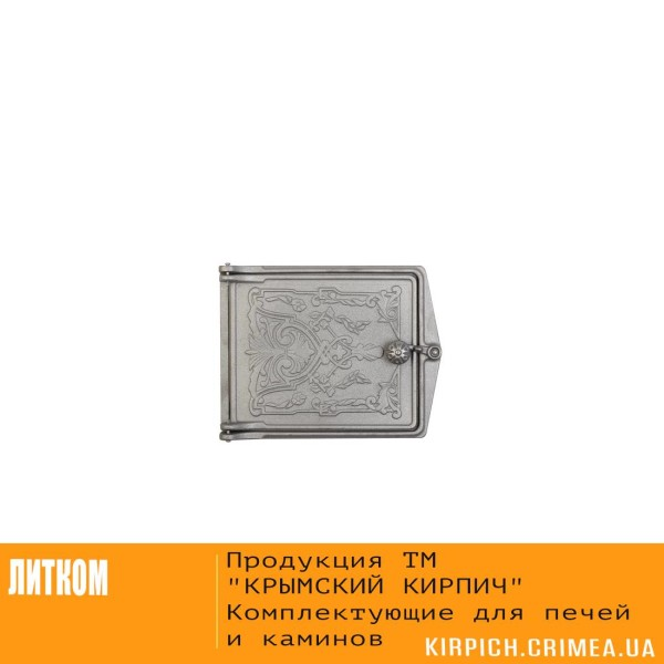 ДТ-3 RLK 375 »Фантазия» Дверка топочная