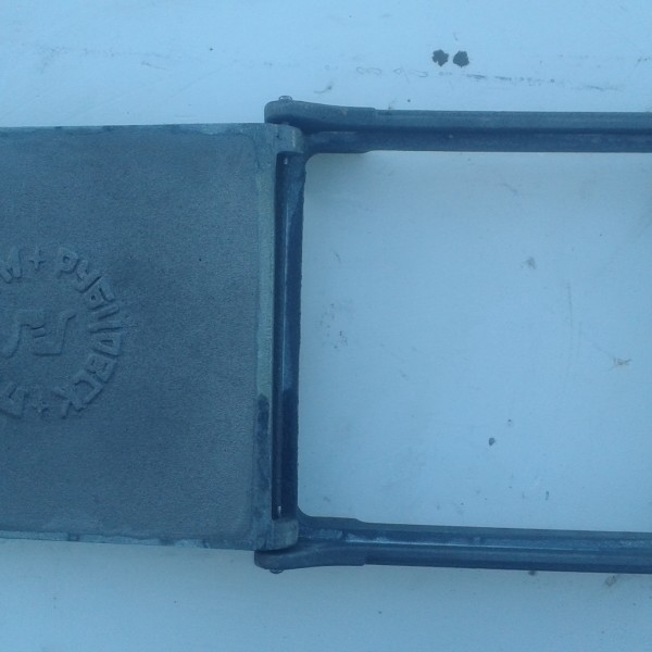 ДТ-3 RLK 375 Варвара Дверка топочная (3)