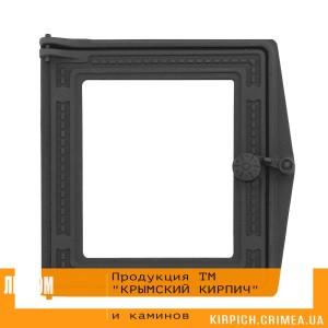 ДТ-4С RLK 517 Дверка топочная без стекла крашеная