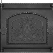 ДТ-6А RLK 8314 Дверка топочная крашеная (1)