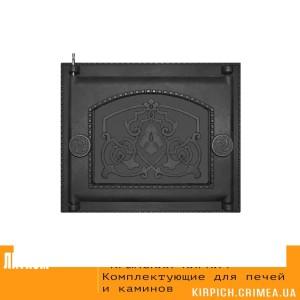 ДТ-6А RLK 8314 Дверка топочная крашеная
