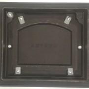 ДТ-6А RLK 8314 Дверка топочная крашеная (4)