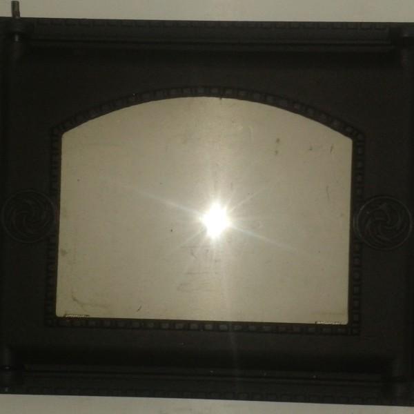 ДТ-6АС RLK 365 Дверка топочная со стеклом крашеная (1)