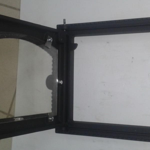 ДТ-6АС RLK 365 Дверка топочная со стеклом крашеная (2)