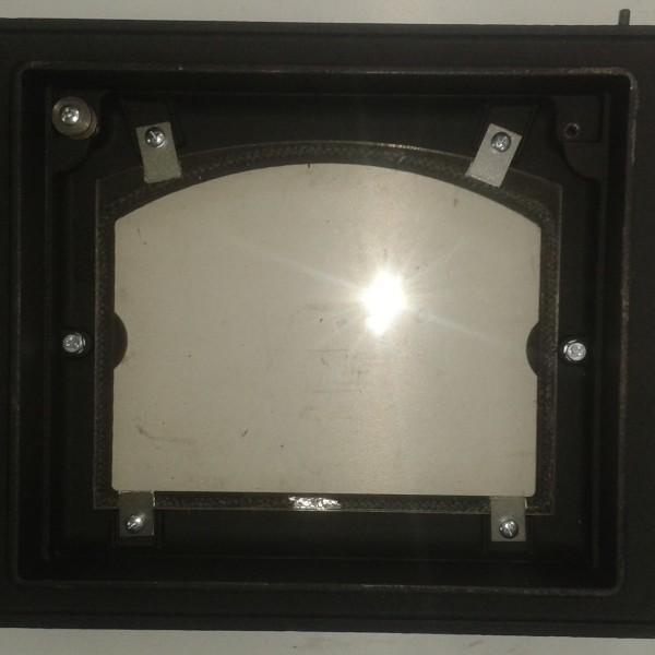 ДТ-6АС RLK 365 Дверка топочная со стеклом крашеная (3)