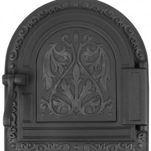 ДТГ-10 RLK 9117 Дверка топочная герм. Очаг (Василиса)