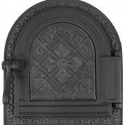 ДТГ-10 RLK 9217 Дверка топочная герм. Очаг (Варвара)