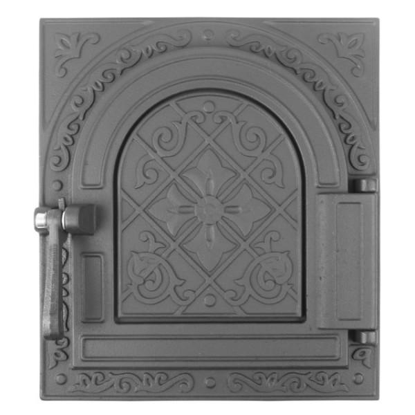ДТГ-11 RLK 9217 Дверка топочная герм. Очаг-2 (Варвара) (1)