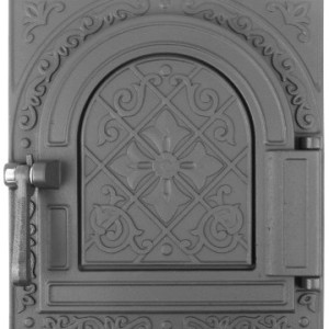 ДТГ-11 RLK 9217 Дверка топочная герм. Очаг-2 (Варвара)