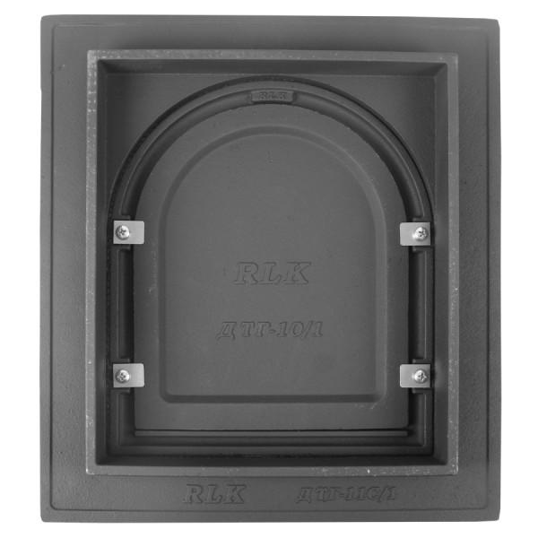ДТГ-11 RLK 9217 Дверка топочная герм. Очаг-2 (Варвара) (4)