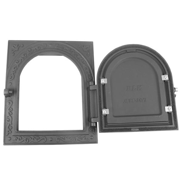 ДТГ-11 RLK 9217 Дверка топочная герм. Очаг-2 (Варвара) (5)