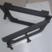 ДТГ-8С RLK 6110 Дверка топочная герм. Кижи крашеная со стеклом (6)