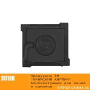 ДТУ-3А RLK 519 Дверка топочная уплотненная крашеная