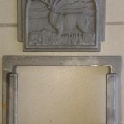 Дверка прочистная ДПр-3 RLK 4612 Марал (откр)