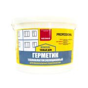 Герметик строительный ТЕПЛЫЙ ДОМ Mineral Professional