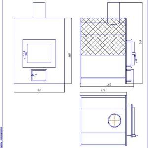 Котел банный 28 кВт _ ПБ-400(28)-00СБ