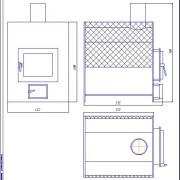Котел банный 30 кВт _ ПБ-500(30)-00СБ