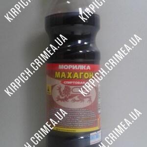 Морилка спиртовая МАХАГОН