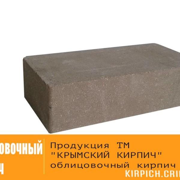 Облицовочный кирпич — Кирпич «Европейский» гладкий слоновая кость