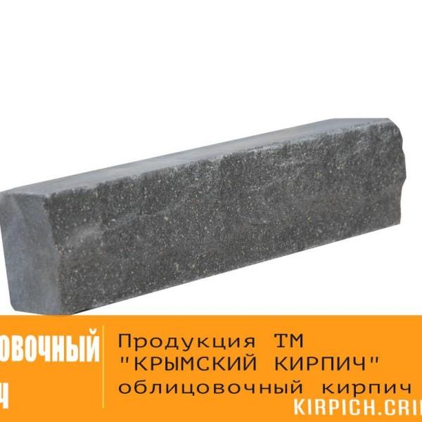 Облицовочный кирпич — Кирпич «Украинский» 60 черный