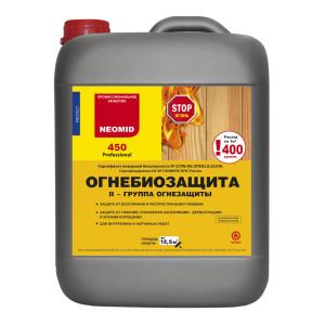 Огнебиозащита NEOMID 450 (вторая группа огнезащитной эффективности)