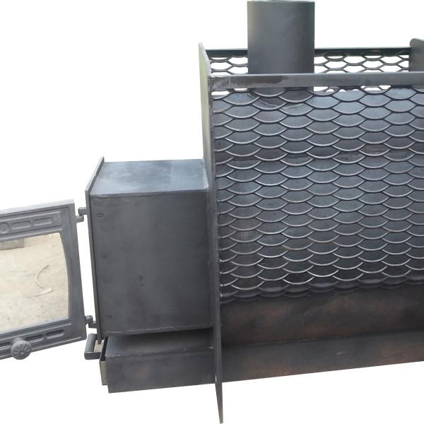 ПБ-600(35) вид сбоку (откр дв)