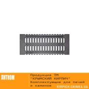 РУ-П-12.2 Решетка колосниковая промышленная