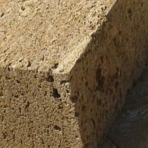 Камень ракушечник - Пиленые блоки из Сакского известняка-ракушечника с доставкой по Крыму