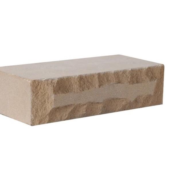Облицовочный кирпич — Кирпич «Луч» слоновая кость