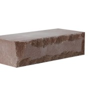 Облицовочный кирпич — Кирпич «Луч» шоколад