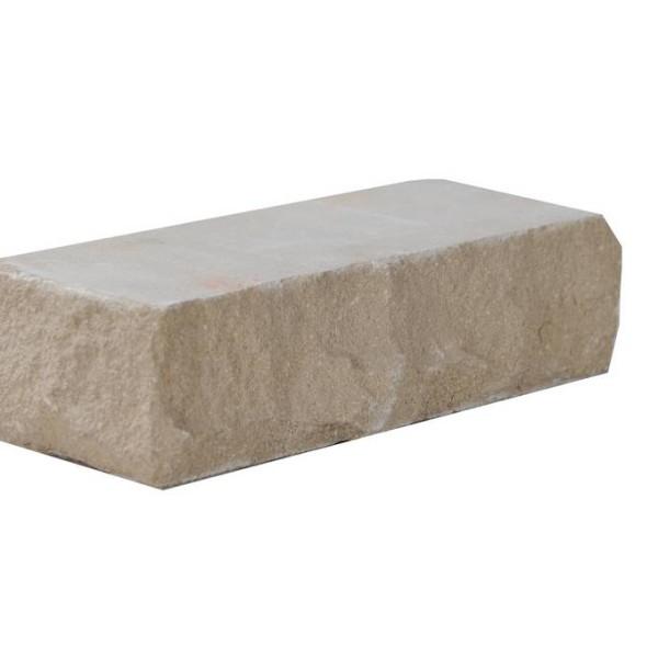 Облицовочный кирпич — Кирпич «Финский» 100 тычковой слоновая кость