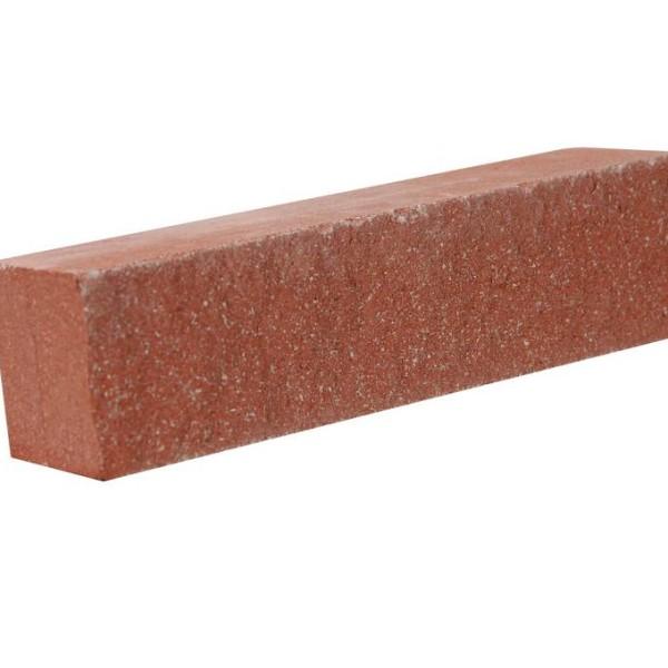 Облицовочный кирпич — Кирпич «Мраморный» 60 красный