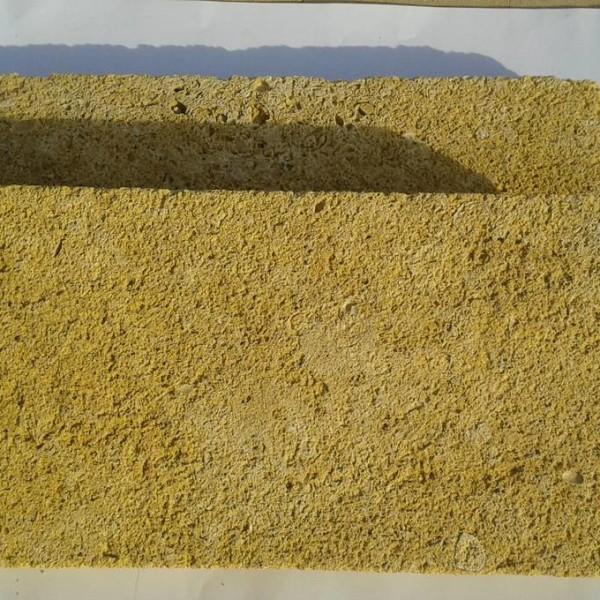 Плитка из Сакского известняка-ракушечника