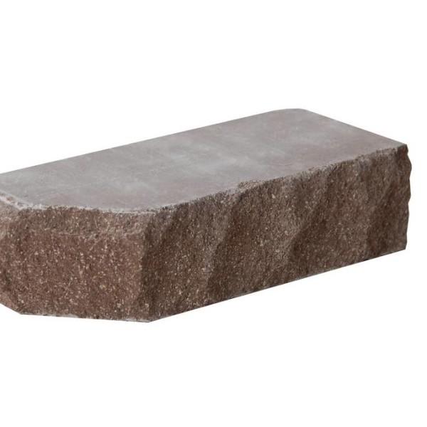 Облицовочный кирпич — Кирпич «Угловой Финский» шоколад