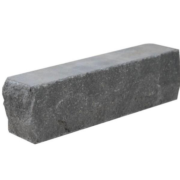 Облицовочный кирпич — Кирпич «Украинский» 60 тычкованный черный