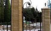 Восьмиугольные колонны